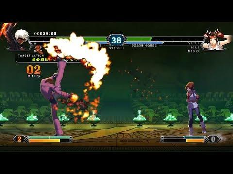KOF XIII【ザ・キング・オブ・ファイターズ XIII】Opening ~ Demo ~ Arcade Match Exhibition【PC】  