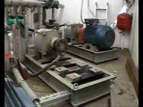 Вихревой тепловой генератор