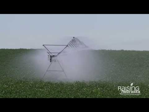 What is variable rate irrigation?
