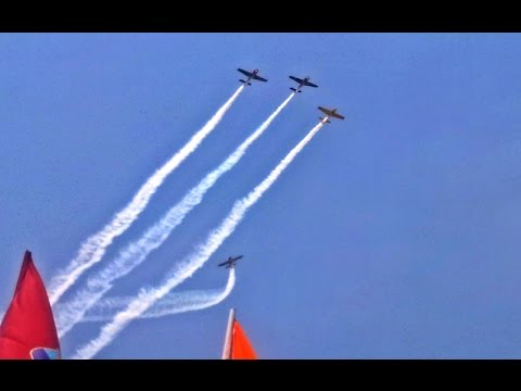 Amazing AirShow In Hyderabad, India