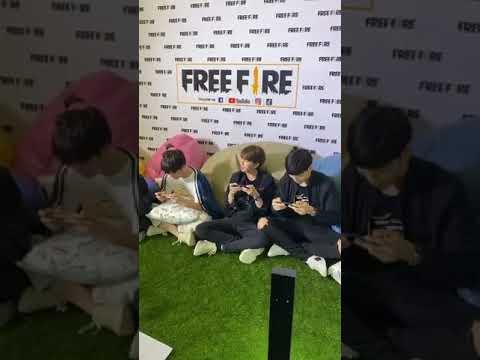 #โอห์มฟลุ้ค #เก้าเอิร์ธ Live: FreeFire Hotshot
