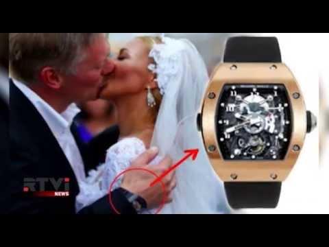 Дмитрий Песков и его часы - в центре скандала