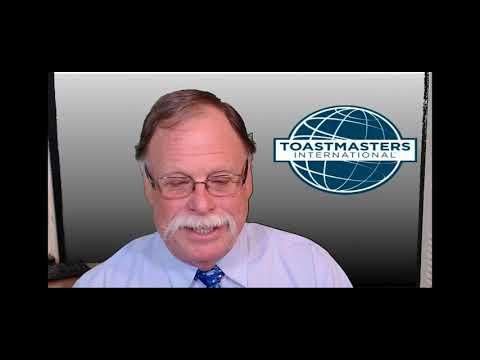 Replay: Nov. 27, 2017 at Online Presenters Toastmasters