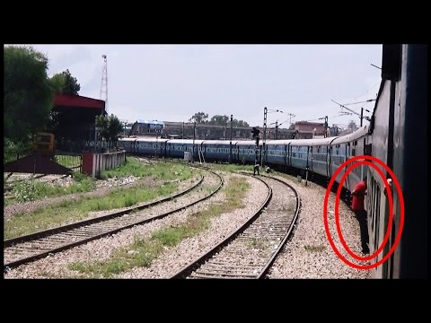 Indian Railways - Fearless Vendors of KOTA JUNCTION - Arrival & Departure coverage!