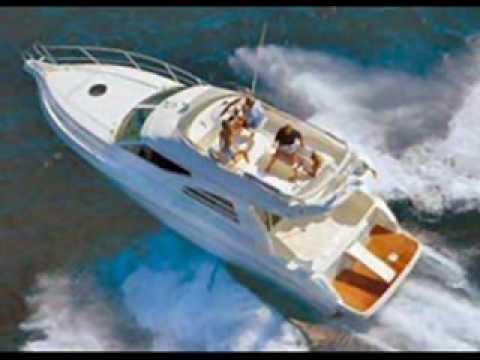 Charter motor yacht Helen Mare II in Greece.wmv