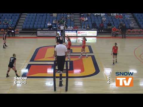 Snow College Volleyball vs  Colorado Northwestern Community College 9-13-2013