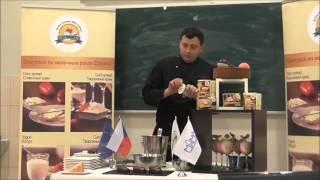 Мастер Класс Олександра Шматков - Азы молекулярной кухни