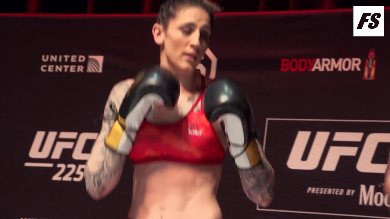 Bearette fighting in the UFC tonight | FollowFollow com