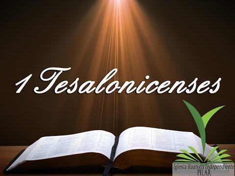 La Base de Nuestra Esperanza  (1 Tesalonicenses 1:9-10)