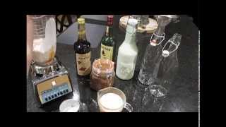 How To Make Homemade Irish Cream Liqueur