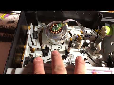 Repeat How i fixed my magnavox vcr/dvd combo from turning