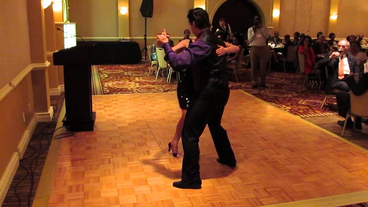 Pavadita, Tango Dancing - YouTube