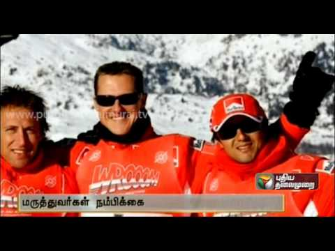 Michael Schumacher's Manager Said That His Condition Remains Stable