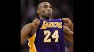 Tribute to Kobe Bryant.RIP Brother!!!!!!!!Laker for life!LAKERS 4 LIFE