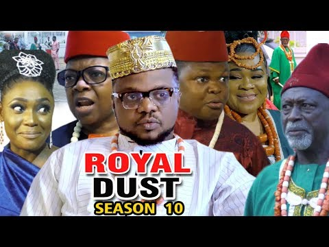 ROYAL DUST SEASON 10 - Ken Erics | New Movie | 2019 Latest Nigerian Nollywood Movie Full HD