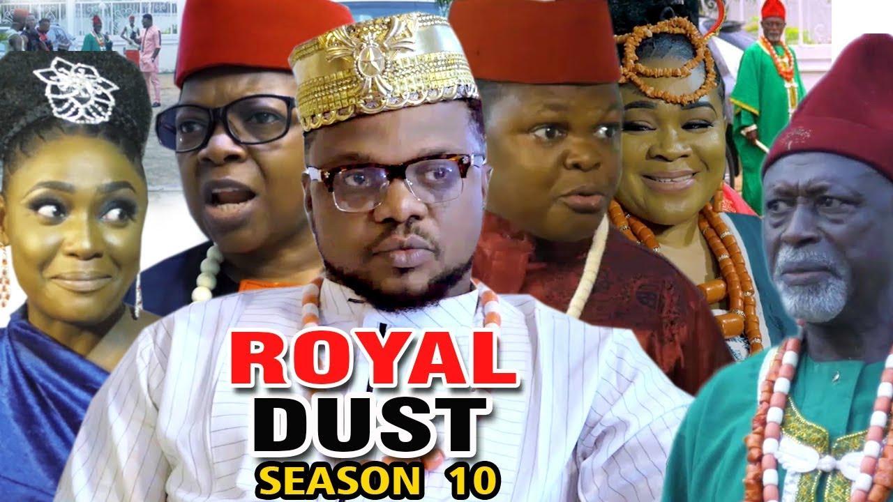 Download ROYAL DUST SEASON 10 - Ken Erics | New Movie | 2019 Latest Nigerian Nollywood Movie Full HD