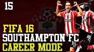 FIFA 16 Southampton F.C Career Mode EP. 15 - ЗИМАТА ДОЙДЕ!