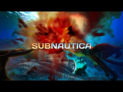 Subnautica - THE DEADLIEST UPDATE YET! Explosive Weapons & Choose The NEXT NEW Vehicle! - Gameplay