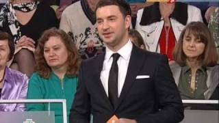 Ксюша Собчак VS Катя Гордон 2 года спустя (11.04.2011)