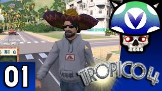 [Vinesauce] Joel - Tropico 4 ( Part 1 )