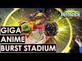 GOLD EXTRAVAGANZA ANIME REAL LIFE BEYSTADIUM! EPISODE 5