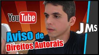Como Resolver um Aviso de Direitos Autorais no YouTube