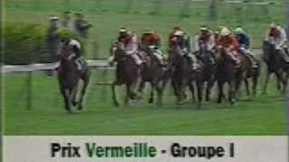 【海外競馬】'95ヴェルメイユ賞 Prix Vermeille   Carling