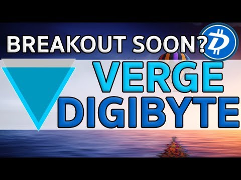 BREAKOUT SOON? VERGE & DIGIBYTE! XVG DGB PRICE PREDICTION (TECHNICAL ANALYSIS)