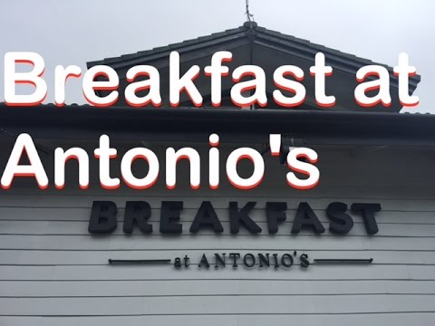 Breakfast at Antonio's Tagaytay Tagaytay Ridge Revisited by