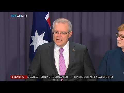 Australia Considers Moving Its Embassy To Jerusalem