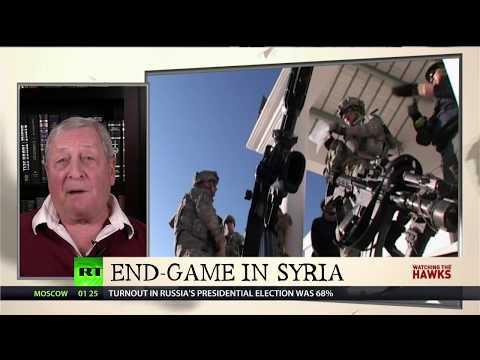 Pompeo, Syria & Regime Change with Philip Giraldi