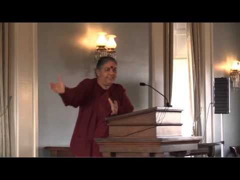 The Future of Food - Dr. Vandana Shiva
