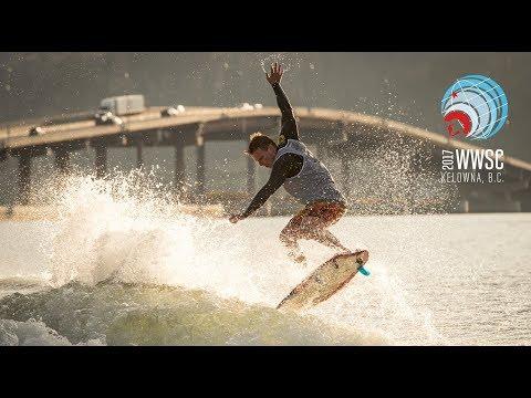 2017 World Wake Surfing Championship - Kelowna, British