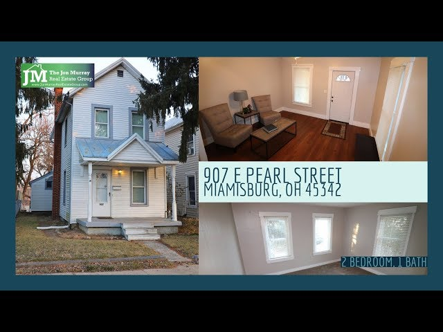 Updated, Move-In Ready Home in Miamisburg   904 E Pearl Street Miamisburg OH 45342