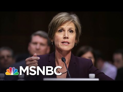 New Michael Flynn Revelations Exposed During Sally Yates Hearing | For The Record | MSNBC