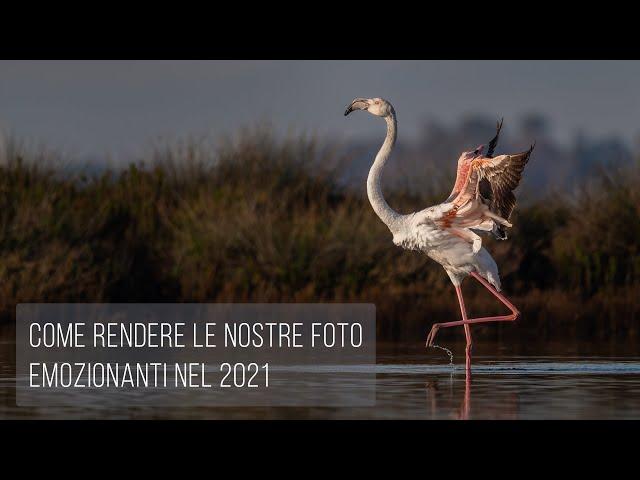 Come rendere le nostro foto emozionanti nel 2021