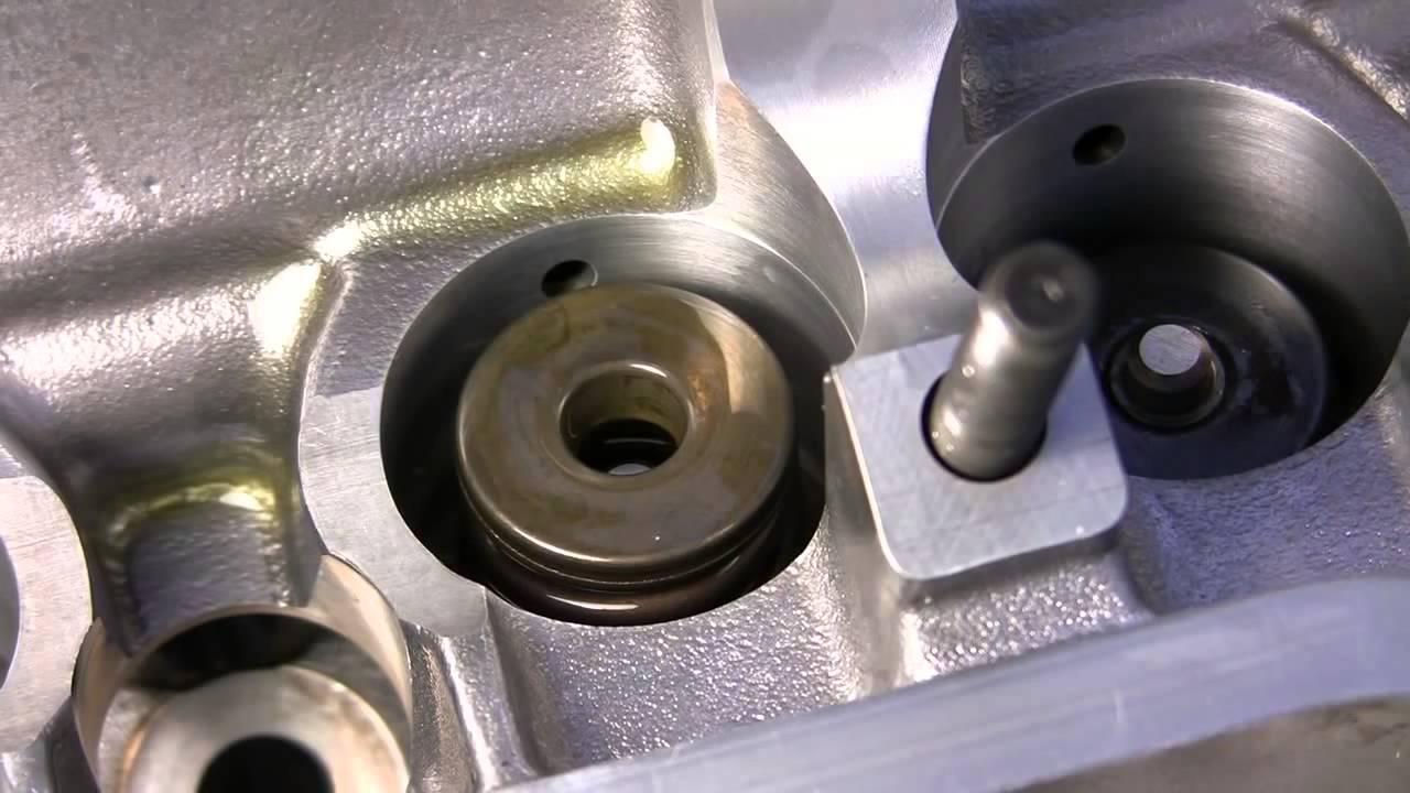 Двигатель BMW M62. Установка клапанов