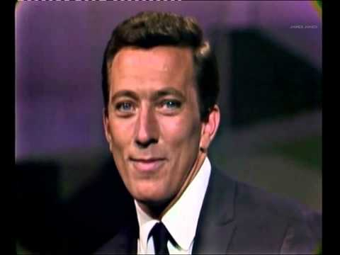 Andy Williams - Call Me Irresponsible . Live
