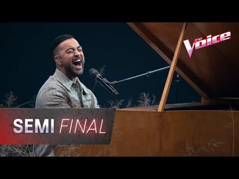 Semi Final: Chris Sebastian Sings 'Before You Go' | The Voice Australia 2020