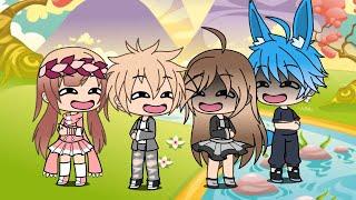 hot teacher ep13 the four mischief kids gachaverse mini series