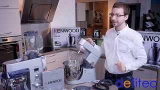 Thomas vous présente les robots de cuisine Kenwood - Electros et Cuisines DEFITEC