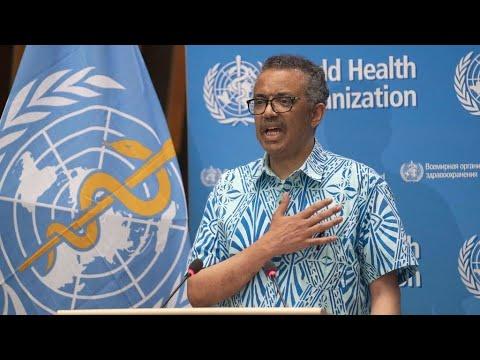 منظمة الصحة: لا يزال بالإمكان السيطرة على فيروس كورونا وعلى دول العالم التضامن للقضاء على الوباء  - 22:58-2020 / 7 / 10