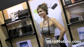 Women of CES 2011 -  A different kind of booth tour