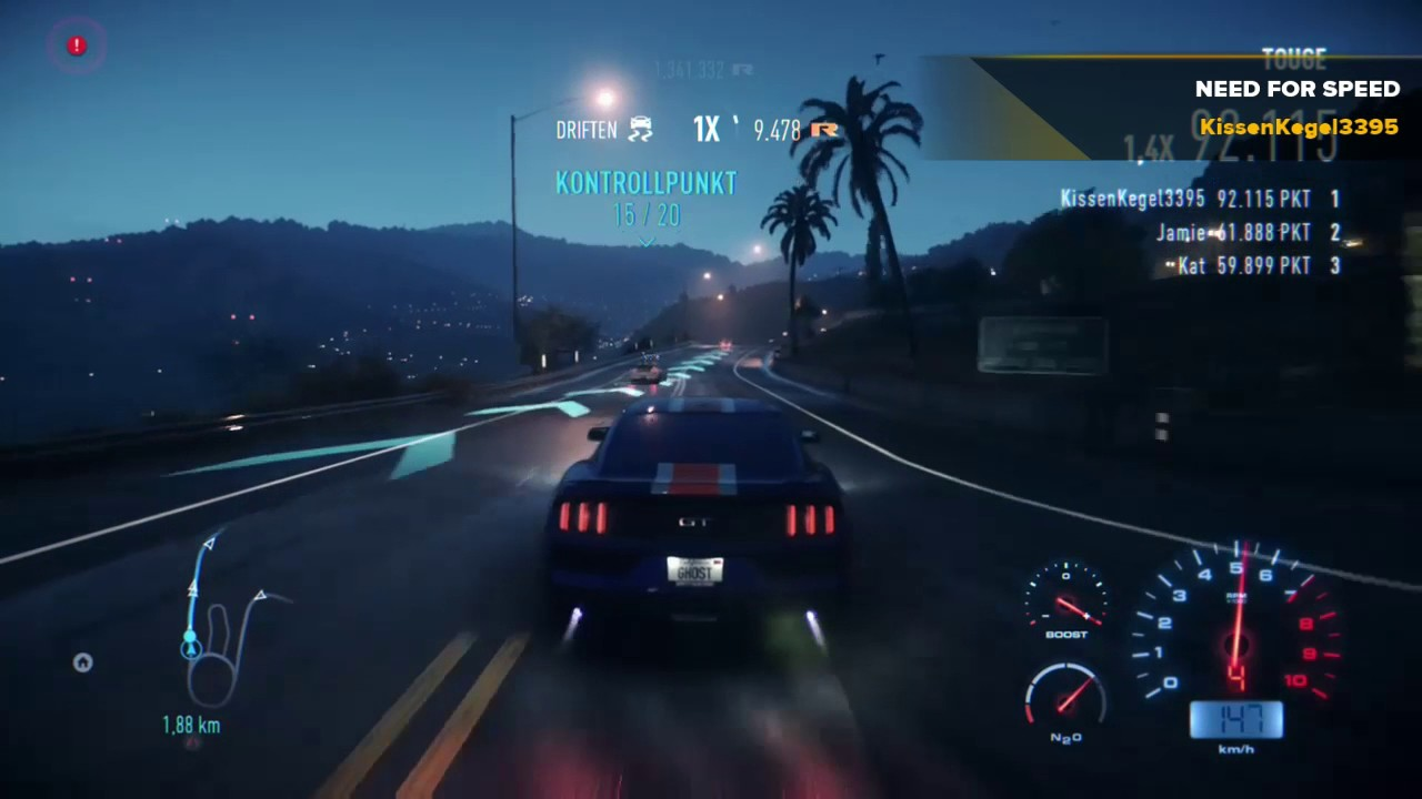 Need For Speed Online Xbox One Youtube