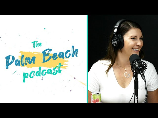 Palm Beach Podcast #34 - Boozie Bluebell - Katie Arbogast Stubbs