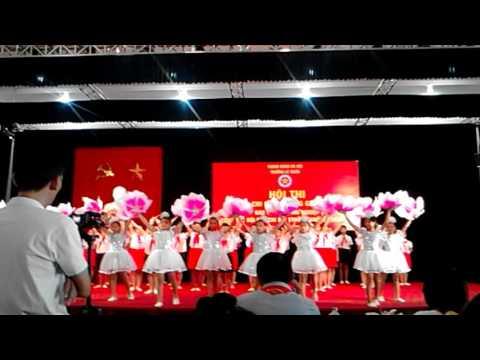 Văn nghệ k162 trường đội Lê duẩn