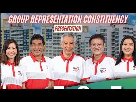 Social Studies - Bonding Singapore (Group Representation Constituency [GRC])