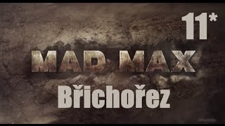 CZ tit. | Let's Play | MAD MAX | #11 | 1080p