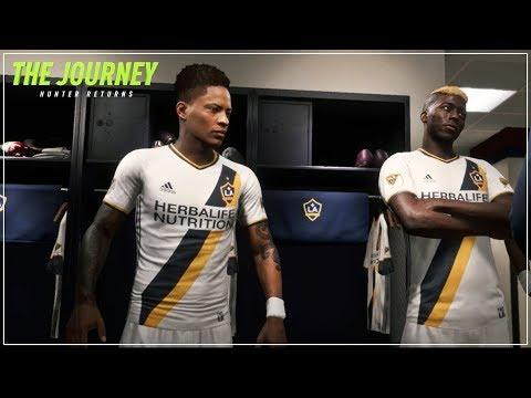 FIFA 18 The Journey Hunter Returns: Laga Penting Lawan Real Salt Lake #17 (Bahasa Indonesia)