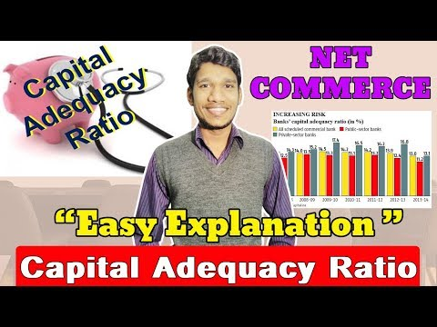 Capital Adequacy Ratio (CBSE NET)